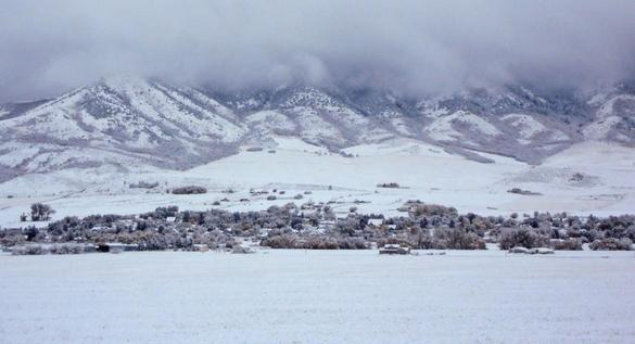 Clarkston Utah winter